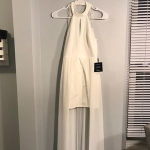White Lulu's Dress, new with tags!